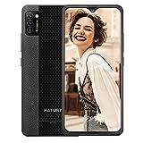 HAFURY Smartphone Libre, Teléfono Móvil Barato y Bueno 4G Cámara Triple Dual SIM 2GB+16GB 128 Expandible Pantalla 5,5 Pulgadas Face ID 3100 mAh, Móvil Desbloqueado Android 10 Negro