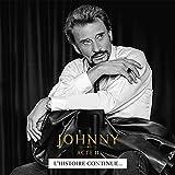 Johnny Acte II [Double Vinyle couleur Blanc & Or - Tirage Limité]