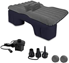 Zento Deals Car Inflatable Travel Air Mattress Bed Back Seat Sleep Pad Premium Quality..
