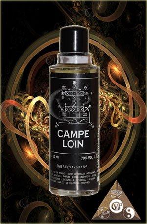 LOTION MAGIQUE HAITIENNE : CAMPE LOIN