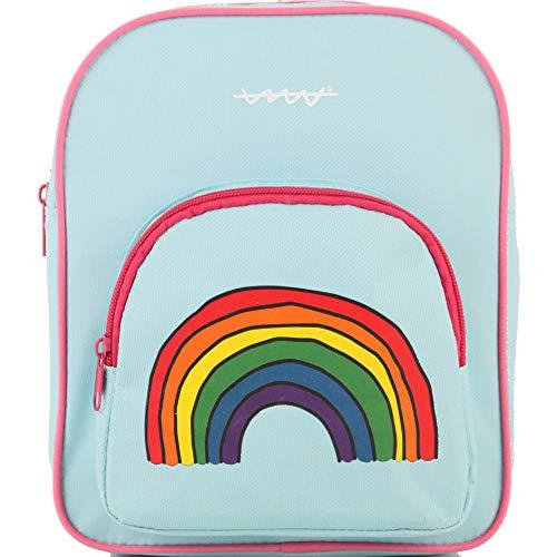 Cállate la boca Mochila infantil Rainbow