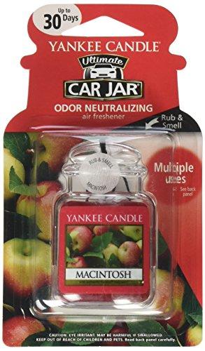 yankee candle car jar apple - 1