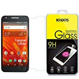 Screen Protector for Alcatel Kora, KHAOS Tempered Glass Screen Protector Ultra Clear Scratch Resistant for Alcatel Kora (A576CC)