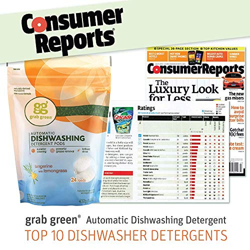 Grab Green Natural Dishwasher Detergent