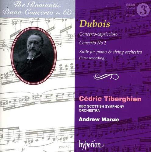 Romantic Piano Concertos Vol.60 - Theodore Dubois