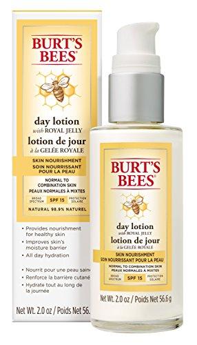 Burt's Bees Nährende Tageslotion mit LSF 15, 1er Pack (1 x 57 g)