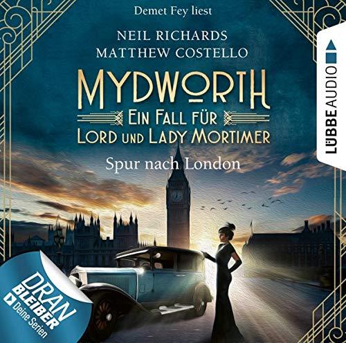 Spur nach London Titelbild