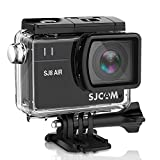 SJCAM sj8 Air, Action Camera – Sports CAM (2.33 Inch Native 1296P WiFi Action Camera Simplified Versión/Touch Screen/ntk96658 Chip Juego/IP68 40 m Waterproof) (SJCAM SJ8 Air)
