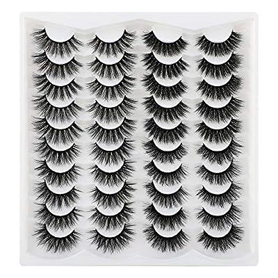Yawamica Eyelashes 20MM Lashes