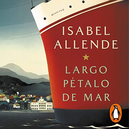 Largo pétalo de mar [Long Sea Petal] cover art