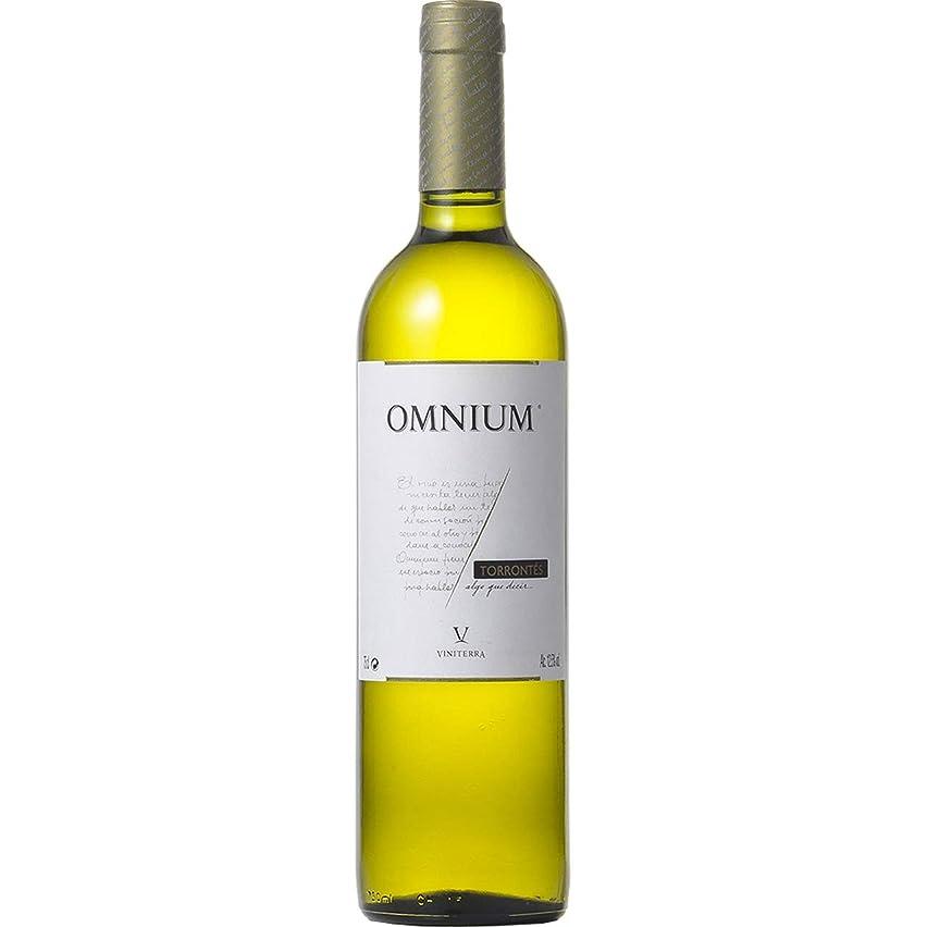 開いたホストあたたかいオムニウム トロンテス / ヴィニテラ 白 750ml アルゼンチン クージョ 白ワイン