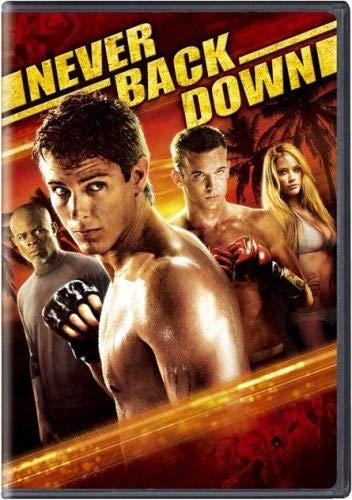 Never Back Down / (Ws Sub Ac3 Dol) [DVD] [Region 1] [NTSC] [US Import]