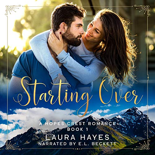 Starting Over: Inspirational Romance  By  cover art