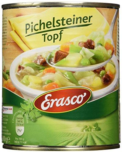 Erasco Pichelsteiner Topf, 3er Pack (3 x 800 g Dose)