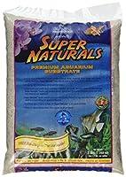 Carib Sea ACS05840 Super Naturals Crystal River Sand for Aquarium, 5-Pound by Carib Sea