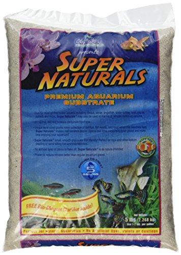 CaribSea Super Naturals Crystal River Sand