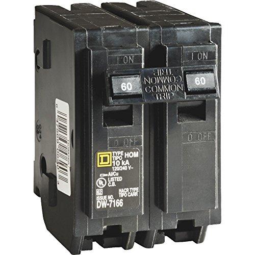 Quadrato D by Schneider Electric 3 confezioni 60A DP interruttore