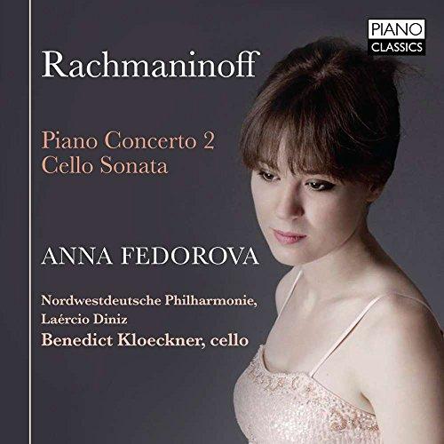 Rachmaninoff Piano Concerto No. 2 Cello Sonata