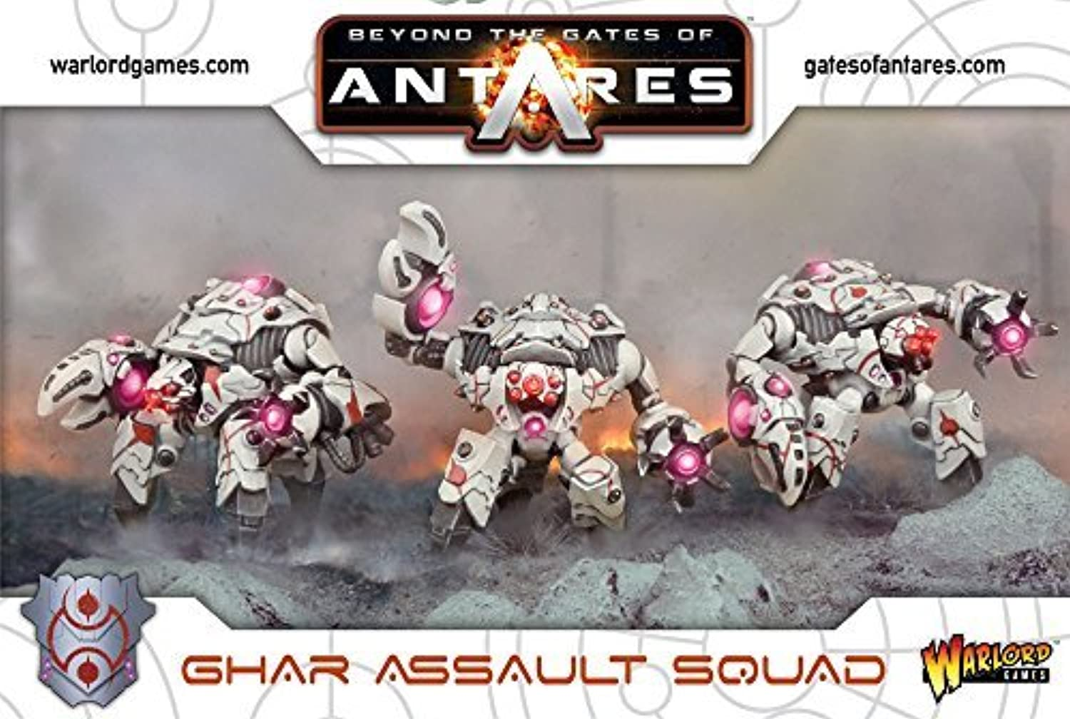Beyond The Gates Of Antares, Ghar Assault Squad by Gates of Antares