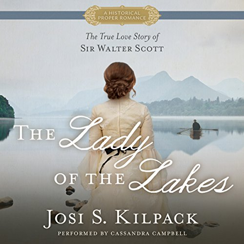 The Lady of the Lakes audiobook cover art