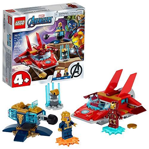 LEGO Marvel Avengers Iron Man vs. Thanos 76170...