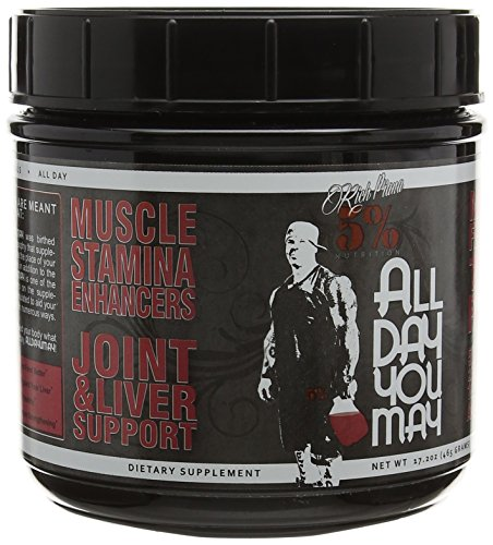 Rich Piana 5% 465 g Watermelon Nutrition All Day You May Amino Acids