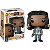 Funko Pop Television : The Walking Dead - Michonne (Season 5) 3.75inch Vinyl Gift for Zombies Televi...