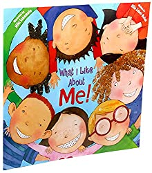 What I like about me book for preschool