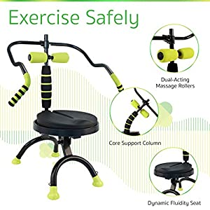 AB Doer 360 Basic Kit, The Total Body Transformation Home Gym System Designed to Target Your Whole Body