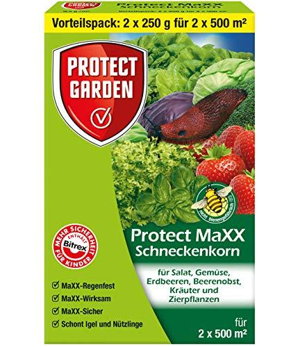 PROTECT GARDEN Protect MaXX Schneckenkorn, (ehem. Bayer Garten) 500 g