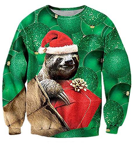 Fashion Travel Breathable Socks Dabbing Santa Reindeer Elf Ugly Xmas Men /& Women Running Casual Socks