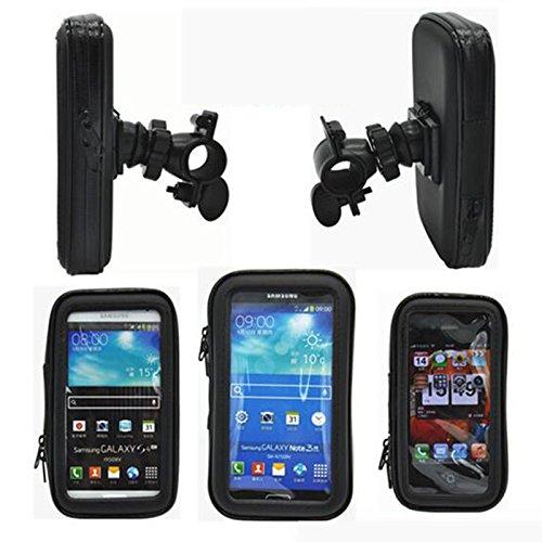 Generic Black, M : 2016 Waterproof pannier smartphone seat mountain accesorios tail...