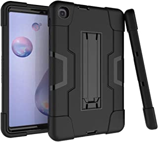 Galaxy Tab A 8.4 Case 2020, Bingcok Heavy Duty Rugged Full-Body Hybrid Shockproof Drop Protection Cover with Kickstand for...