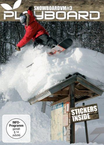 Playboard - Snowboard Video Magazine 3