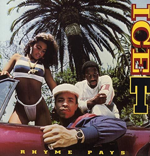 Ice T - Rhyme Pays (LP-Vinilo)