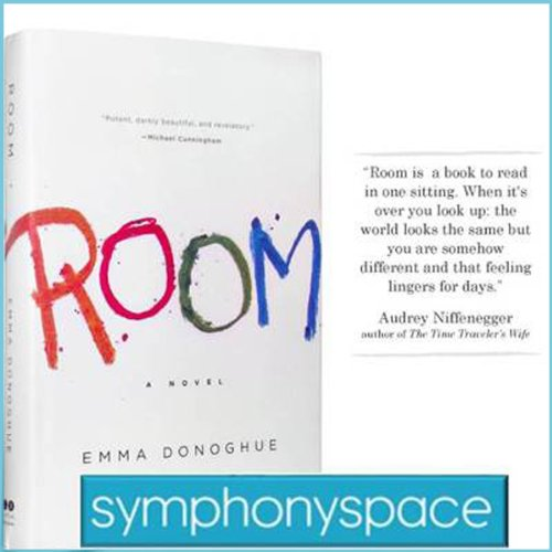 Thalia Book Club: Emma Donoghue's 'Room' audiobook cover art