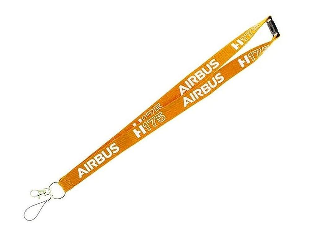 レタッチ緩める船酔いAirbus H175 Badge holder エアバス ネックストラップ