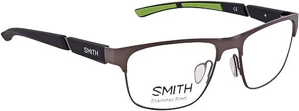 Eyeglasses Smith Drivetrain 180 05MO Dark Rust Bkcr / 00 Demo Lens
