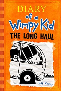 The Long Haul (Diary of a Wimpy Kid, Book 9) by [Jeff Kinney]
