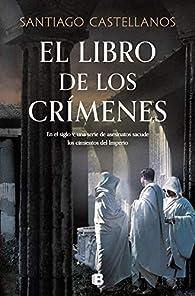 El libro de los crímenes par Santiago Castellanos