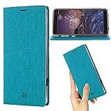 weier Nokia 7 Plus Case,Premium Flip Leather Wallet Case