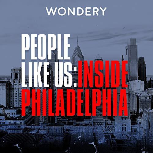 Diseño de la portada del título People Like Us: Inside Philadelphia (Ad-free)