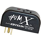 Ebtech Hum X Ground Line Voltage Filter,Black