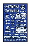 Kits Fox Autocollants COMPATIBILE pour Yamaha YZ YZF Sponsor Moto Honda KTM Cross Enduro Casque (67)