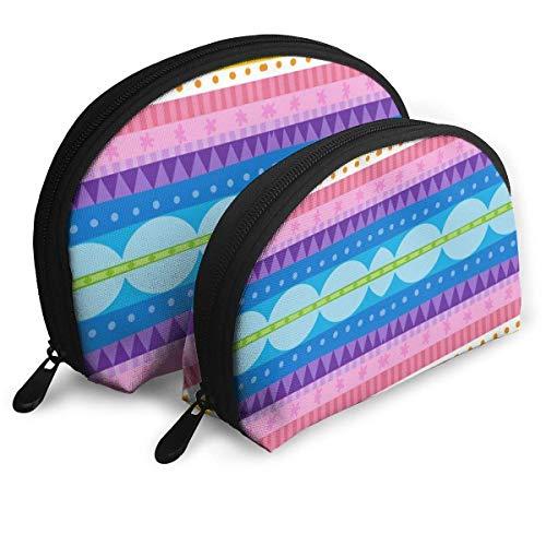 Little Fish Bolsas portátiles bolsa de embrague monedero cosmético viaje bolsa de...