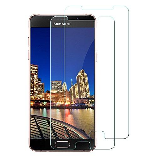 [2 Piezas] Cristal Templado Para Samsung Galaxy A5 2016, Protector Pantalla Para...