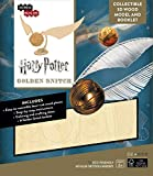 Incredibuilds. Harry Potter. Golden Snitch 3D Wood