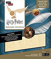 Golden Snitch wooden puzzle
