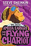 Amelia Earhart and the Flying Chariot (Time Twisters)