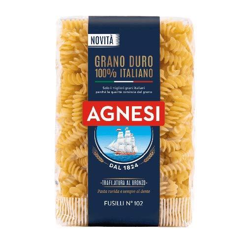 Fusilli Agnesi Pasta Italiana 500g